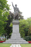 Petofi Monument Budapest Royalty Free Stock Photos