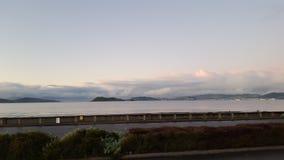 Petone海滩惠灵顿NZ 免版税库存图片