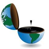 Petróleo stock de ilustración