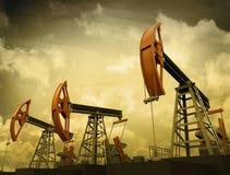 Petróleo ilustración del vector