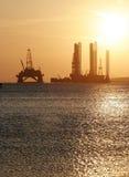 Petróleo Imagem de Stock