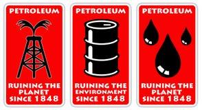 Petróleo Imagen de archivo libre de regalías