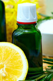 Petróleo de Aromatherapy imagens de stock