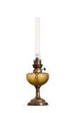 Petróleo de la lámpara Fotos de archivo libres de regalías