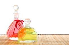 Petróleo de Masage fotografia de stock