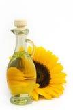 Petróleo de semente do girassol Imagens de Stock