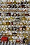 Petróleo do aroma imagem de stock