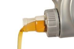 Petróleo do carro Imagem de Stock Royalty Free