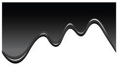 Petróleo do gotejamento Imagens de Stock