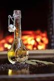 Petróleo e especiarias Fotos de Stock