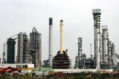 Petróleo e gás Foto de Stock Royalty Free