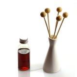 Petróleo perfumado Fotografia de Stock Royalty Free