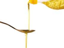Petróleo vegetal Imagens de Stock