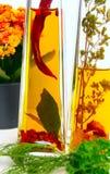 Petróleo verde-oliva Imagens de Stock Royalty Free