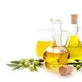 Petróleo verde-oliva Foto de Stock