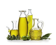 Petróleo verde-oliva 8 Fotos de Stock Royalty Free