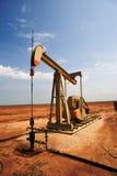 Petróleo y gas Foto de archivo libre de regalías