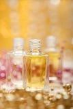 Petróleos esenciales de Aromatherapy Imágenes de archivo libres de regalías