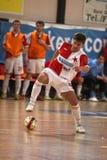 Petr Beranek - futsal Stock Photo