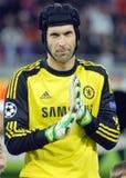 Petr Cech της Chelsea Στοκ φωτογραφία με δικαίωμα ελεύθερης χρήσης