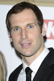 Petr Cech. Petr Cech arriving for the Pia Michi Prom wear fashion show at the Millenium Hotel, London. 15/02/2012 Picture by: Steve Vas / Featureflash Stock Photos