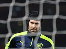 Petr Cech Royalty Free Stock Images
