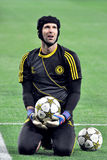 Petr Cech portrait Royalty Free Stock Photos