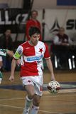 Petr Oliva - futsal player Stock Photos