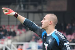 Petr Pechaty - FK Kolin Royalty Free Stock Image