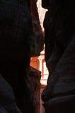 Petra,约旦,中东 免版税库存图片