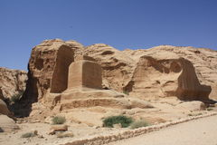 Petra,约旦 库存图片