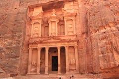 Petra,约旦 免版税库存图片