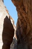 Petra, археологический парк, Джордан, Ближний Восток Стоковое Фото