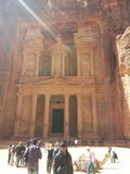 Petra 免版税库存图片