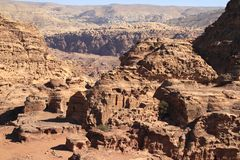Petra Stock Image