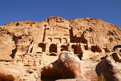 Petra Royalty Free Stock Photo