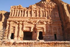 Petra Royalty Free Stock Images