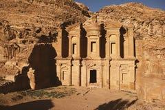 Petra - ancient city. Stock Photos