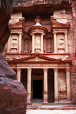 Petra-Ancient City, Jordan Stock Image
