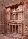 Petra - ancient city. Stock Photography