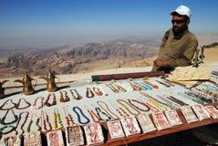PETRA au royaume hachémite de Jordanie images libres de droits