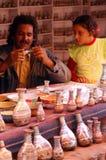 PETRA au royaume hachémite de Jordanie photo stock