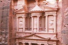 Petra - ciudad antigua Fotografía de archivo libre de regalías