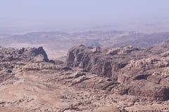 Petra de las maravillas Foto de archivo libre de regalías