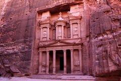 PETRA en Jordanie photographie stock libre de droits