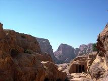 Petra iii Stock Image