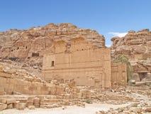 PETRA, Jordânia Imagem de Stock