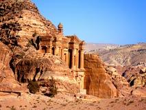 PETRA, Jordão Imagens de Stock Royalty Free