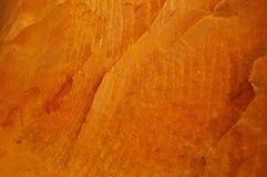 PETRA Jordão do Sandstone Fotografia de Stock Royalty Free