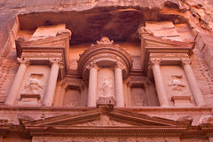 Petra in Jordan Stock Image